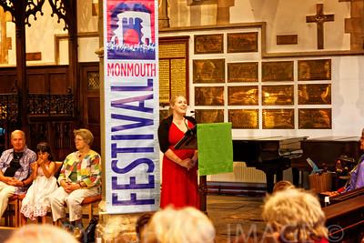 Monmouth Festival 2015