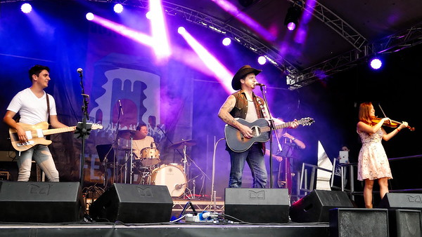 Monmouth Festival 2018