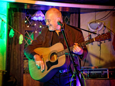Casimir Greenfield at the Queen's Head