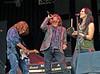 John Roth, Mickey Thomas & Stephanie Calvert<br /> Starship<br /> Black Oak Mountain Amphitheater<br /> August 16, 2013