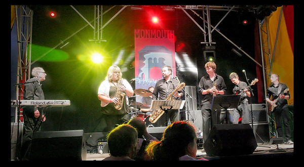 The Mighty Pledge in Concert 2010