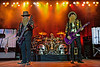 Dusty Hill, Frank Beard & Billy Gibbons<br /> Arkansas Music Pavilion<br /> October 04, 2013