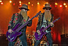 Dusty Hill & Billy Gibbons<br /> Arkansas Music Pavilion<br /> October 04, 2013
