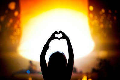 Feeling the love with Above & Beyond