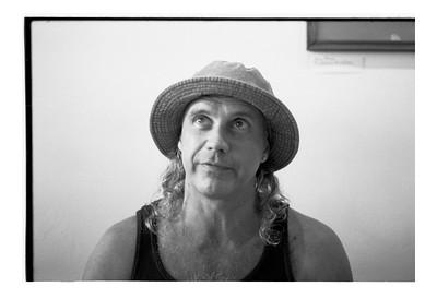 Mike McGraw aka Michael Piranha of the Piranha Brothers