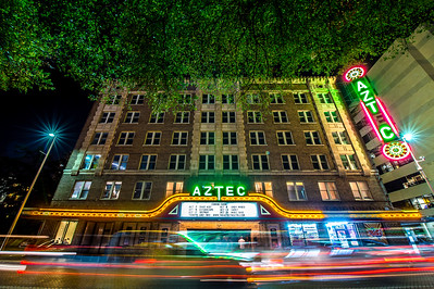 The Aztec Theatre San Antonio, Texas