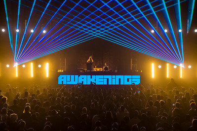 Adam Beyer and Ida Engberg at AWAKENINGS