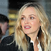 """Fearne Cotton and Rolling Stones attend """"Exhibitionism"""" opening at Saatchie Gallery."""