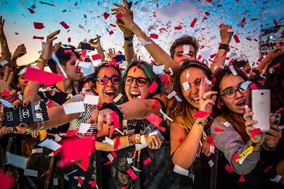 Lollapalooza 2016, Argentina