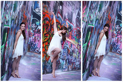 Michaela Dinello- dance Collage 8X12 Hartland 2013