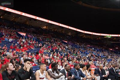MVC Arch Madness Illinois State vs Indiana State 3-2-2018