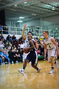MV Boys Varsity Basketball at Emmanuel Christan, 7-Jan-2012 Filename: TOP_9077