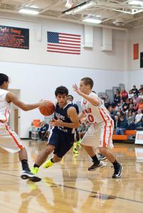 MVCDS Boys Varsity Basketball at Gibsonburg, 7-Dec-2012 Filename: TOP_3785