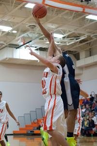 MVCDS Boys Varsity Basketball at Gibsonburg, 7-Dec-2012 Filename: TOP_3827