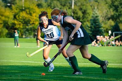 MV Varsity Field Hockey vs Western Reserve, 23-Sept-2011 Filename: TOP_6641