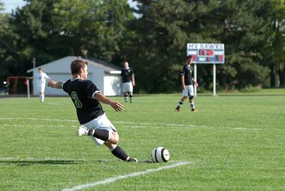 2012 MV Mens Varsity Soccer vs. Emmanuel Christian, 28-August-2012 Filename: TOP_2831