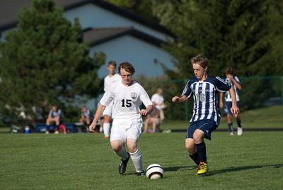 2012 MV Mens Varsity Soccer vs. Toledo Christian, 30-August-2012 Filename: TOP_2980