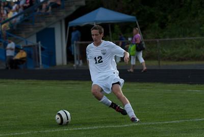 2012 MV Mens Varsity Soccer vs. Emmanuel Christian, 28-August-2012 Filename: TOP_2859