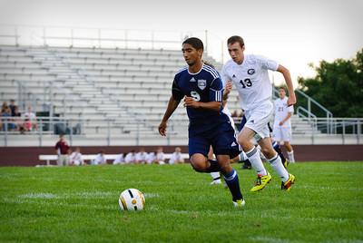 MV Varsity Soccer at Genoa High School, 27-Aug-2011 Filename: TOP_5070