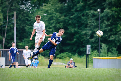 MV Varsity Soccer at Emmanuel Christian School, 30-Aug-2011 Filename: TOP_5225