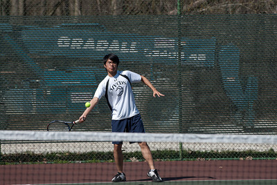 MVCDS Boys Varsity Tennis - 22-Apr-2013 Filename: TOP_4095