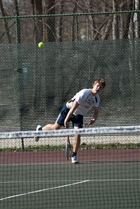 MVCDS Boys Varsity Tennis - 22-Apr-2013 Filename: TOP_4222