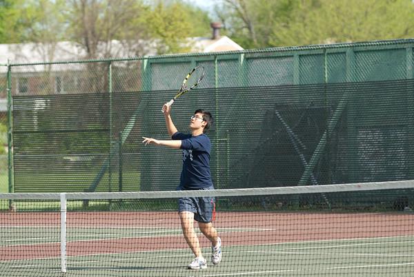 MVCDS Boys JV Tennis - 8-May-2013 Filename: TOP_4271