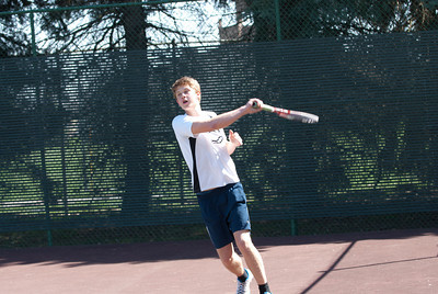 MVCDS Boys Varsity Tennis - 22-Apr-2013 Filename: TOP_4087