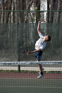 MVCDS Boys Varsity Tennis - 22-Apr-2013 Filename: TOP_4227