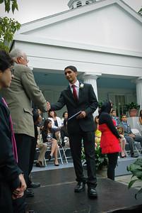 MVCDS Graduation, Class of 2012, 1-June-2012 Filename: TOP_2535