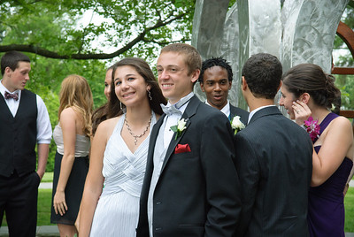Maumee Valley Prom, 12-May-2012; photos at Toledo Botanical Garden Filename: TOP_2212