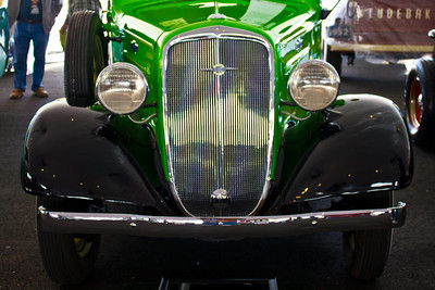 1936 Chevrolet 1/2 Ton Pickup - Correct Apple Green Color