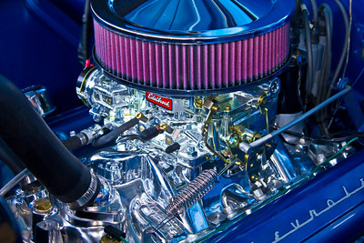 Chevy Pickup Power Plant