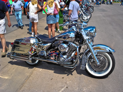 You Can Never Have Enough Chrome...