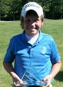 Ryan Flick, 2nd - Boys 12-13