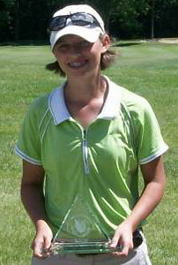 Kellie Anderson, 2nd - Girls 16-18