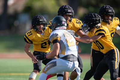 Taken during a JV Football game between Wilcox and MVHS Spartans at Mountain View High High School, Mountain View, CA on October 10th 2019