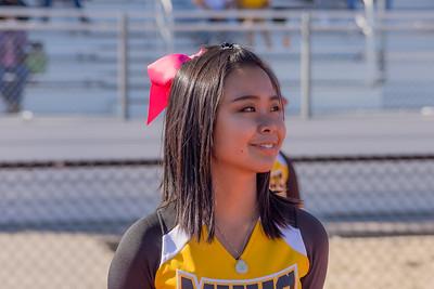 Taken during Varsity Football game between  MVHS Spartans and Los Altos Eagles at Los Altos High School on October 27th 2017