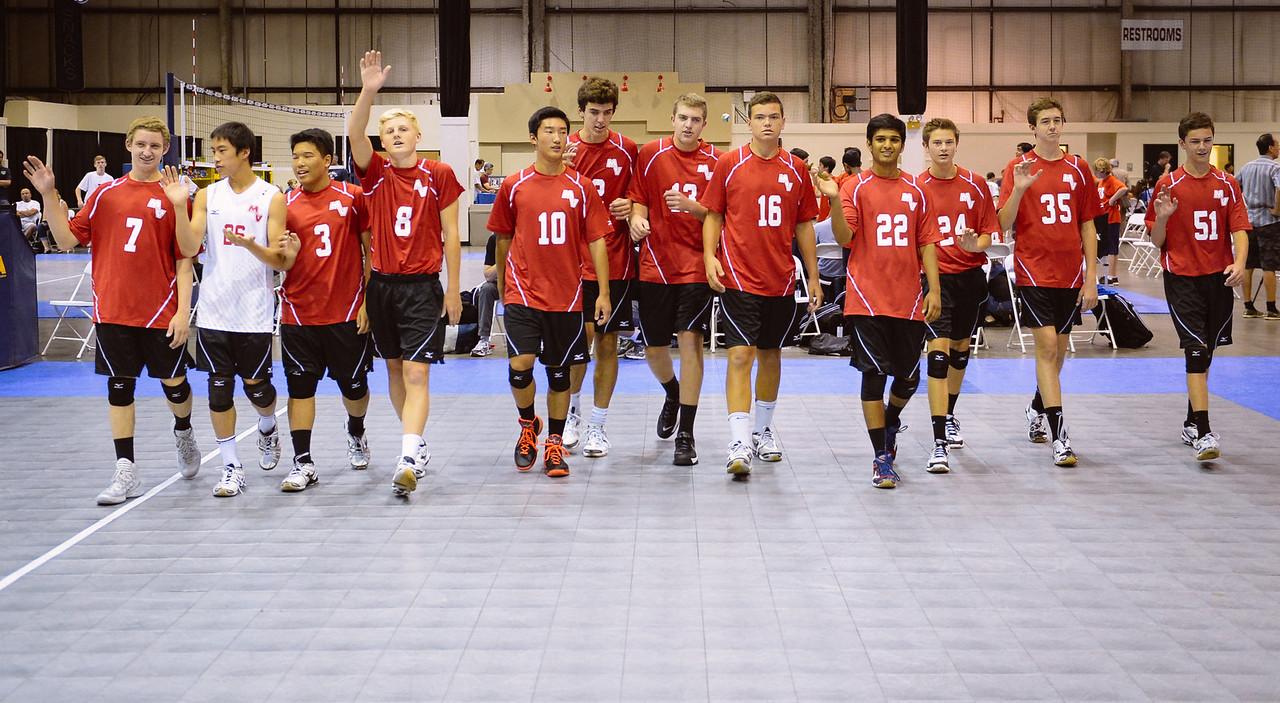 2014 MVVC 16-1 League Qualifier