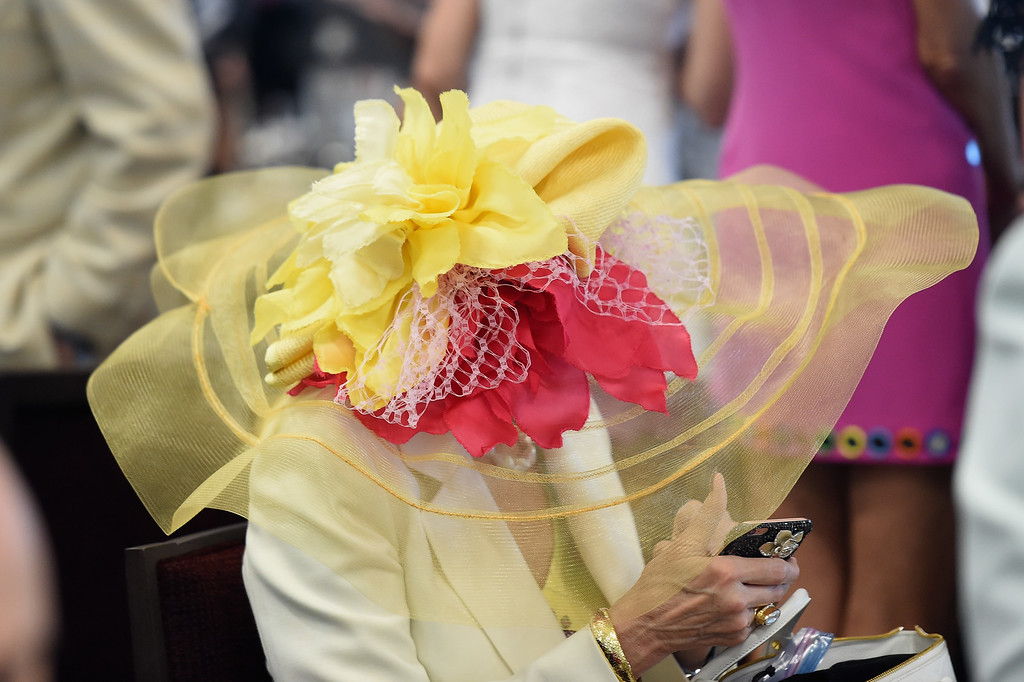 . LOUISVILLE, KY - MAY 06:  A view of the 143rd Kentucky Derby at Churchill Downs on May 6, 2017 in Louisville, Kentucky.  (Photo by Nicholas Hunt/Getty Images for Churchill Downs)