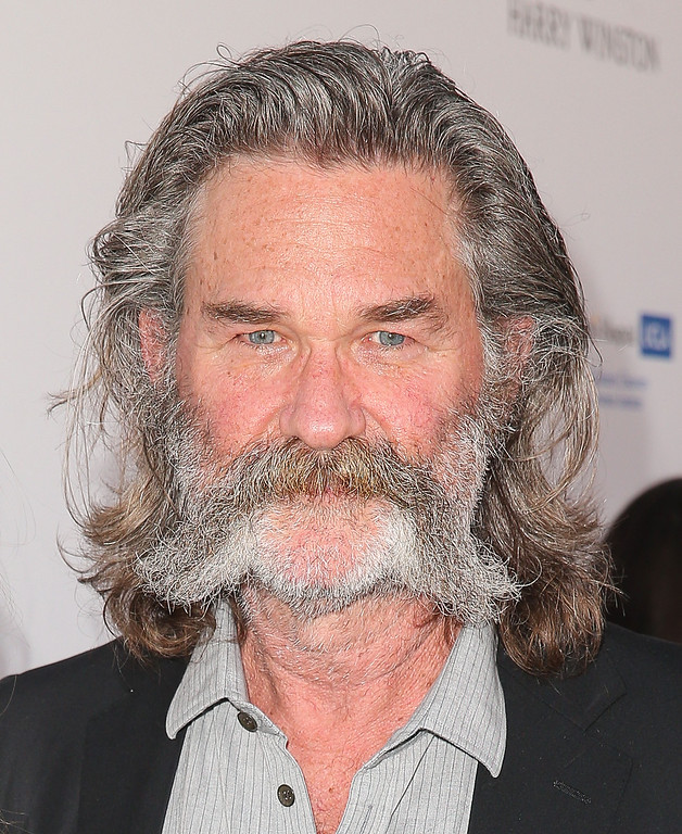 . Actor Kurt Russell attends the Mattel Children\'s Hospital UCLA Kaleidoscope Ball at 3LABS on May 2, 2015 in Culver City, California.  (Photo by Imeh Akpanudosen/Getty Images)