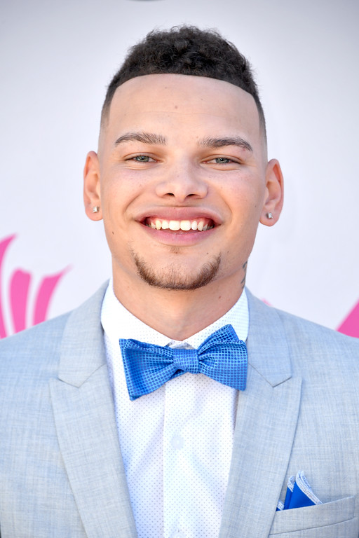 . LAS VEGAS, NV - APRIL 02:  Recording artist Kane Brown attends the 52nd Academy Of Country Music Awards at Toshiba Plaza on April 2, 2017 in Las Vegas, Nevada.  (Photo by Frazer Harrison/Getty Images)