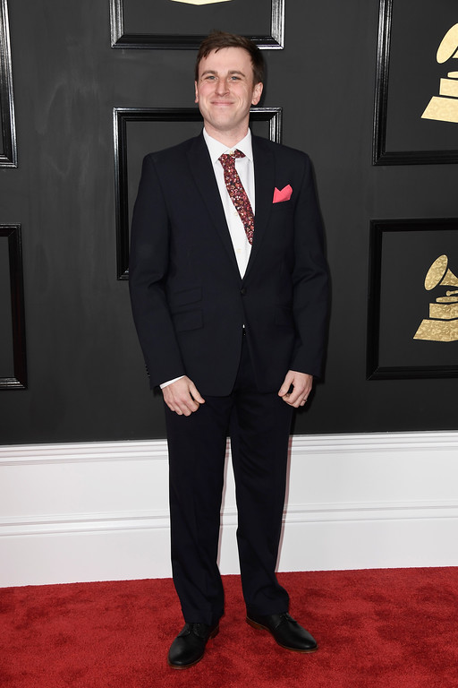 . LOS ANGELES, CA - FEBRUARY 12:  Producer Sean Sullivan attends The 59th GRAMMY Awards at STAPLES Center on February 12, 2017 in Los Angeles, California.  (Photo by Frazer Harrison/Getty Images)