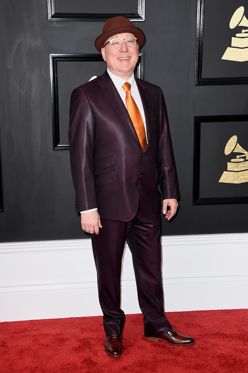 . LOS ANGELES, CA - FEBRUARY 12:  Musician Brian Lynch attends The 59th GRAMMY Awards at STAPLES Center on February 12, 2017 in Los Angeles, California.  (Photo by Frazer Harrison/Getty Images)