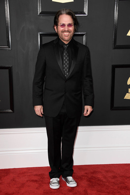 . LOS ANGELES, CA - FEBRUARY 12:  Composer C.F. Kip Winger attends The 59th GRAMMY Awards at STAPLES Center on February 12, 2017 in Los Angeles, California.  (Photo by Frazer Harrison/Getty Images)
