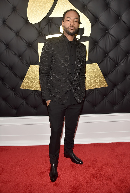 . LOS ANGELES, CA - FEBRUARY 12:  Recording artist PARTYNEXTDOOR attends The 59th GRAMMY Awards at STAPLES Center on February 12, 2017 in Los Angeles, California.  (Photo by Alberto E. Rodriguez/Getty Images for NARAS)