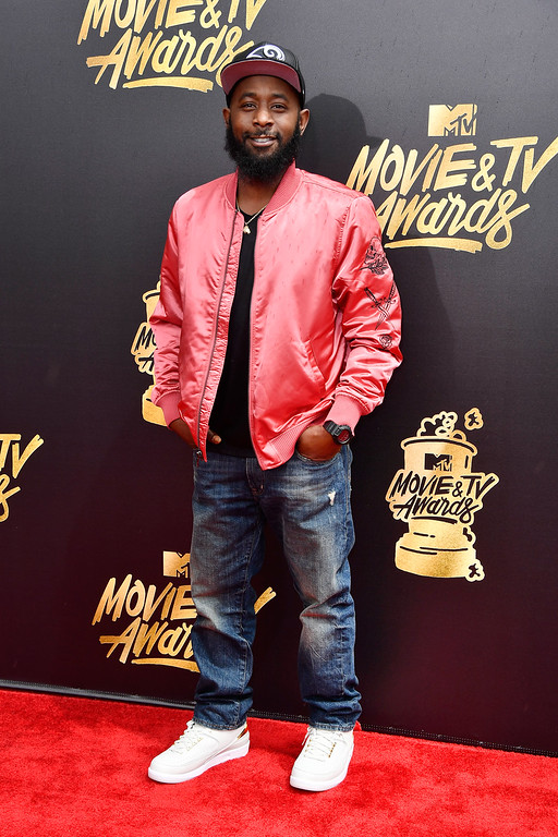 . LOS ANGELES, CA - MAY 07: Actor Karlous Miller attends the 2017 MTV Movie And TV Awards at The Shrine Auditorium on May 7, 2017 in Los Angeles, California.  (Photo by Frazer Harrison/Getty Images)