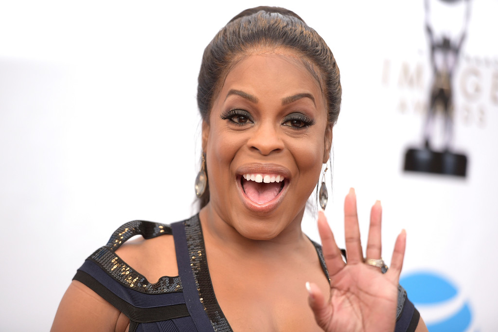 . Niecy Nash arrives at the 48th annual NAACP Image Awards at the Pasadena Civic Auditorium on Saturday, Feb. 11, 2017, in Pasadena, Calif. (Photo by Richard Shotwell/Invision/AP)