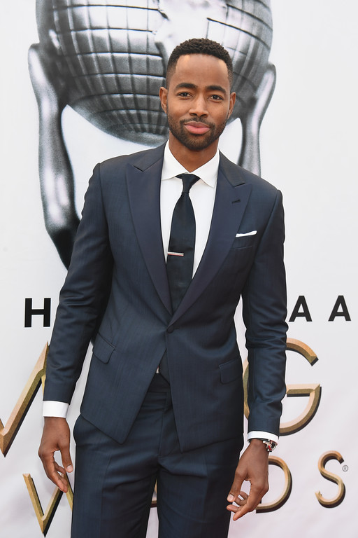 . PASADENA, CA - FEBRUARY 11:  Actor Jay Ellis attends the 48th NAACP Image Awards at Pasadena Civic Auditorium on February 11, 2017 in Pasadena, California.  (Photo by Paras Griffin/Getty Images )