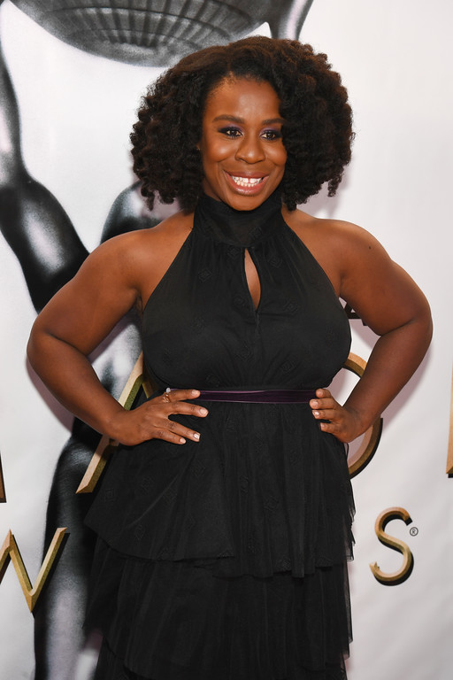 . PASADENA, CA - FEBRUARY 11:  Actress Uzo Aduba attends the 48th NAACP Image Awards at Pasadena Civic Auditorium on February 11, 2017 in Pasadena, California.  (Photo by Paras Griffin/Getty Images )
